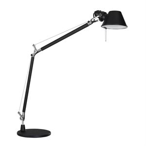 Artemide Tolomeo Table Lamp Black