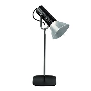Artemide FIAMMA LED Table Lamp Black