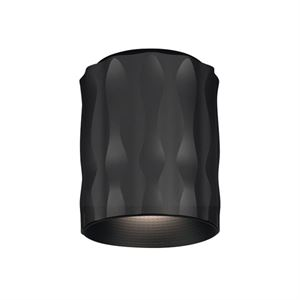 Artemide FIAMMA 15 LED Ceiling Lamp Black