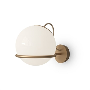 Astep Model 238/1 Wall Light Champagne w/switch