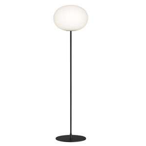 Flos Glo-Ball F2 Floor Lamp Black