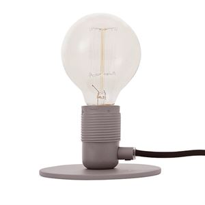 FRAMA E27 Table Lamp Grey