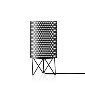 GUBI  Pedrera ABC Table Lamp Black