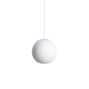 HAY Nelson Ball Bubble Pendant Small White