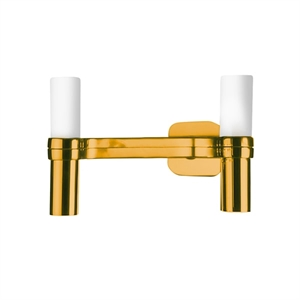 Nemo Crown 2 Wall Light Gold Coated