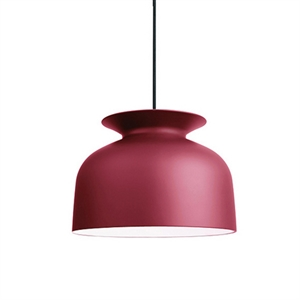 GUBI Ronde Pendant rusty red Large