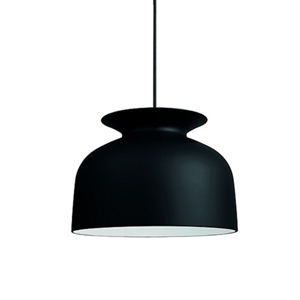 GUBI Ronde Pendant Charcoal Black Large