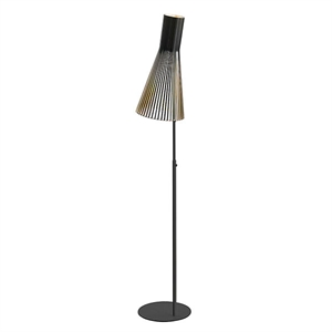 Secto 4210 Floor Lamp Black