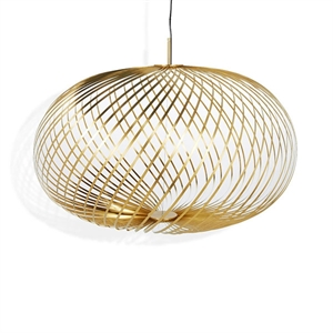 Tom Dixon Spring Big Pendant Brass