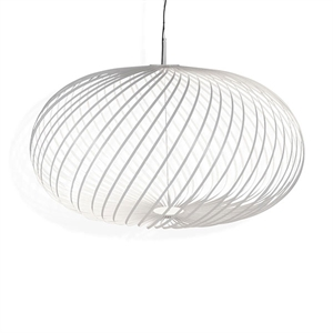 Tom Dixon Spring Big Pendant White
