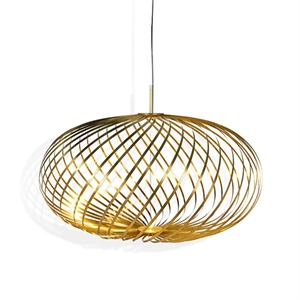 Tom Dixon Spring Medium Pendant Brass