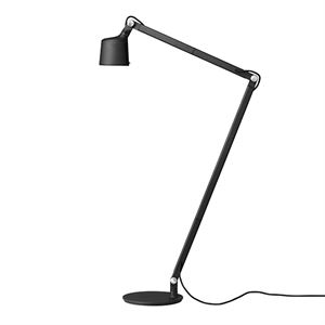 VIPP Floor Lamp Black
