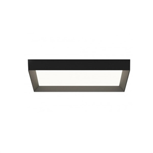 Vibia Up Ceiling Light Square Graphite