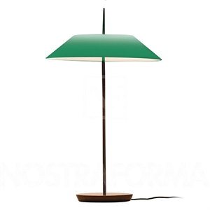 Vibia Mayfair Table Lamp Glossy Green & Black