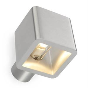 Trizo 21 Code Wall IN Wall lamp Aluminium