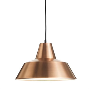 Made By Hand Workshop Lamp Pendant Copper/White W3