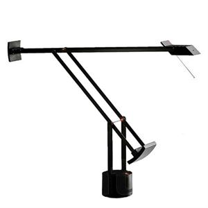 Artemide Tizio Table Lamp Black
