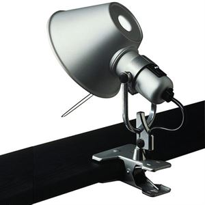 Artemide Tolomeo Pinza Wall Lamp with Clip