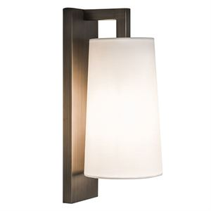 Astro Lago 280 Wall Light Bronze