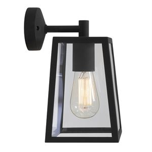 Astro Calvi Outdoor Wall Light Black