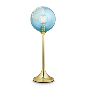 Design by Us Ballroom Table Lamp Sky Blue