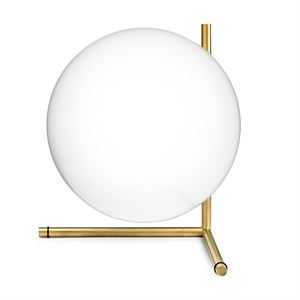 Flos IC T2 Table Lamp Brass