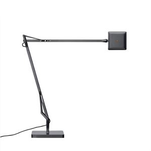 Flos Kelvin Edge Table Lamp Titanium