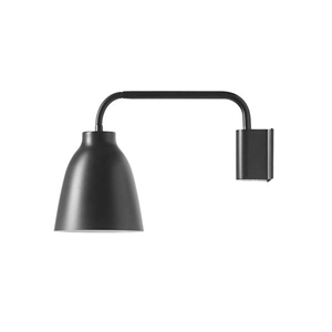 Lightyears Caravaggio Read HSP Wall Lamp Black