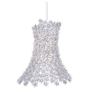 Kartell Bloom Pendant Crystal