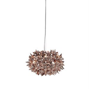 Kartell Bloom Pendant S2 Bronze