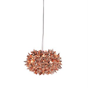 Kartell Bloom Pendant S2 Copper