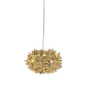 Kartell Bloom Pendant S2 Gold
