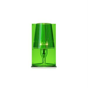 Kartell Take Table Lamp Green