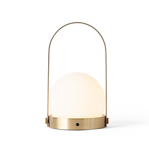 MENU Carrie LED Table Lamp Brass