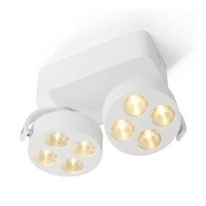 Trizo 21 Mini-Pi 2 UP Spot & Ceiling lamp White