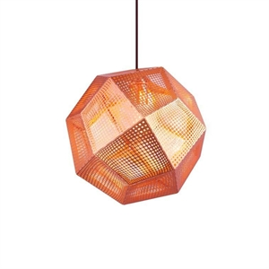 Tom Dixon Etch Copper Pendant