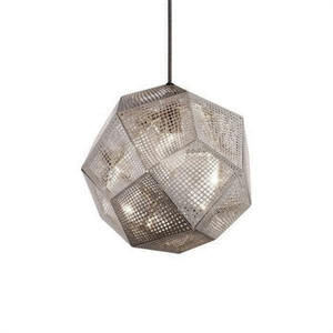 Tom Dixon Etch Stainless Steel Pendant